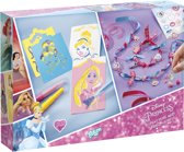 Disney Princes 2 in 1 Creativity Set