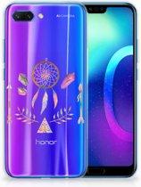 Huawei Honor 10 Uniek TPU Hoesje Boho Dreamcatcher