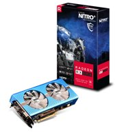 Sapphire RX 590 Nitro+ Special Edition Radeon RX 590 8 GB GDDR5