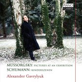 Mussorgsky: Pictures At An Exhibition - Schumann: