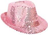 Hoedje - Roze - met palletten