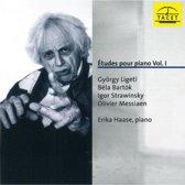 Etudes Pour Piano Vol. 1