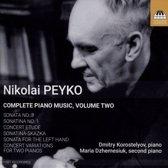 Peyko: Compl.Piano Music 2