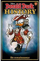 Donald Duck History Pocket 4 - De renaissance