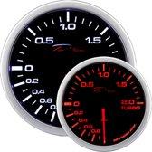 Depo Racing WA-Series Instrument - Turbodruk +2,0>1 bar - 52mm