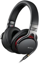 Sony MDR-1A - Hi-Res audio over-ear koptelefoon - Zwart