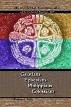 Galatians Ephesians Philippians Colossians