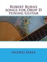 Robert Burns Songs for Drop D Tuning Guitar