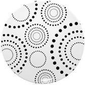 Zak! Designs In Bloom - Dinerbord - Ø 28 cm - Wit