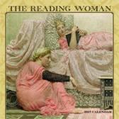 The Reading Woman 2017 Mini Wall Calendar