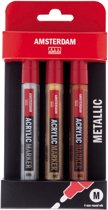 Marker Set Metallic