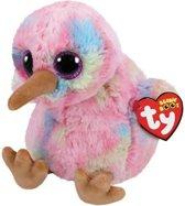 Ty Beanie Boo Kiwi - Vogel 15CM