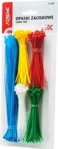 Kabelbinders Tie-Wraps 5 Kleuren 250 stuks