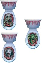 Halloween Horror toilet hoes