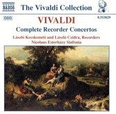 Nicolaus Esterhazy Sinfonia / Kecsk - Complete Recorder Concertos