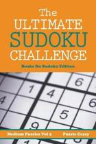The Ultimate Soduku Challenge (Medium Puzzles) Vol 2