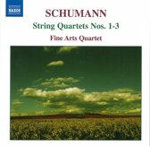 Schumann: String Quartets Nos.
