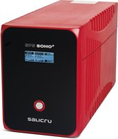 Salicru SPS.2000.SOHO+ 2000VA 3AC-uitgang(en) UPS