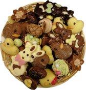Belgische Paas chocolade - bonbons - 1 kg