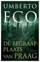 De Begraafplaats Van Praag