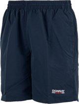 Donnay Micro Fibre Short - Sportbroek - Heren - Maat L - Donkerblauw