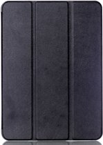 Shop4 - Samsung Galaxy Tab S2 9.7 Hoes - Smart Book Case Luxe Zwart