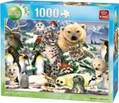 Animals W. 1000pcs Artic