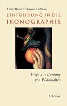 Boek cover Einführung in die Ikonographie van Frank Büttner (Onbekend)