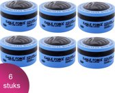 Eagle Force Hair Styling Wax Ultra Shine 6 Verpakking - 150ml