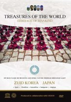 Werelderfgoedlijst Unesco's Azië - Zuid-Korea & Japan