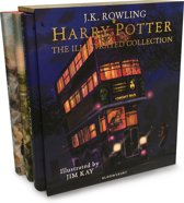Afbeelding van Harry potter the illustrated collection: three magical classics