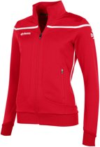 Reece Varsity Tts Top Fz Ladies Sportjas Dames - Red/White