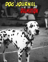 Dog Journal Dalmation