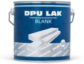 DPU blanke lak hoogglans kleurloos 2,5 L