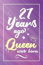 27 Years Ago Queen Was Born