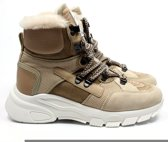 Toral snow jogger boots 12197 - beige