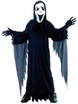 Halloween Scream kostuum kinderen 7-9 Jaar