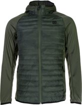 Jack & Jones Core Multi AOP  Sportjas casual - Maat M  - Mannen - groen/zwart
