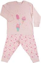 Ice cream Pyjama roze maat 62