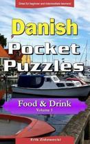 Danish Pocket Puzzles - Food & Drink - Volume 1