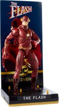 Justice League Multiverse Deluxe Flash 16,5 cm- Speelfiguur