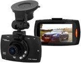 MobielCo Dashcam Black Diamond Full HD 1080P / Motion Detection / 2.7 inch LCD / G-Sensor / Zwart
