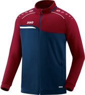 Jako Competition 2.0 Polyesterjack - Sweaters  - blauw donker - 164
