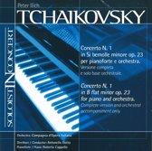 Tchaikovsky:b Flat Piano Cto