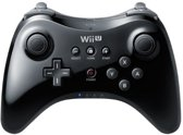 Nintendo Wii U Pro Controller - Zwart