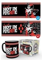 DC Comics - Harley Quinn Psychotic Heat Change Mug - Multicolor