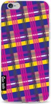 Casetastic Softcover Apple iPhone 6 / 6s - Mixed Tartan