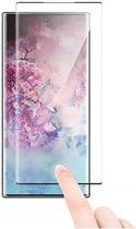 Ntech Samsung Galaxy Note 10 Screenprotector Tempered Glass - Zwart