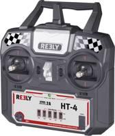 Reely HT-4 RC handzender 2,4 GHz Aantal kanalen: 4 Incl. ontvanger