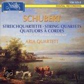 """Schubert: Streichquartette D. 94, D. 810 """"Der Tod und das Madchen"""""""